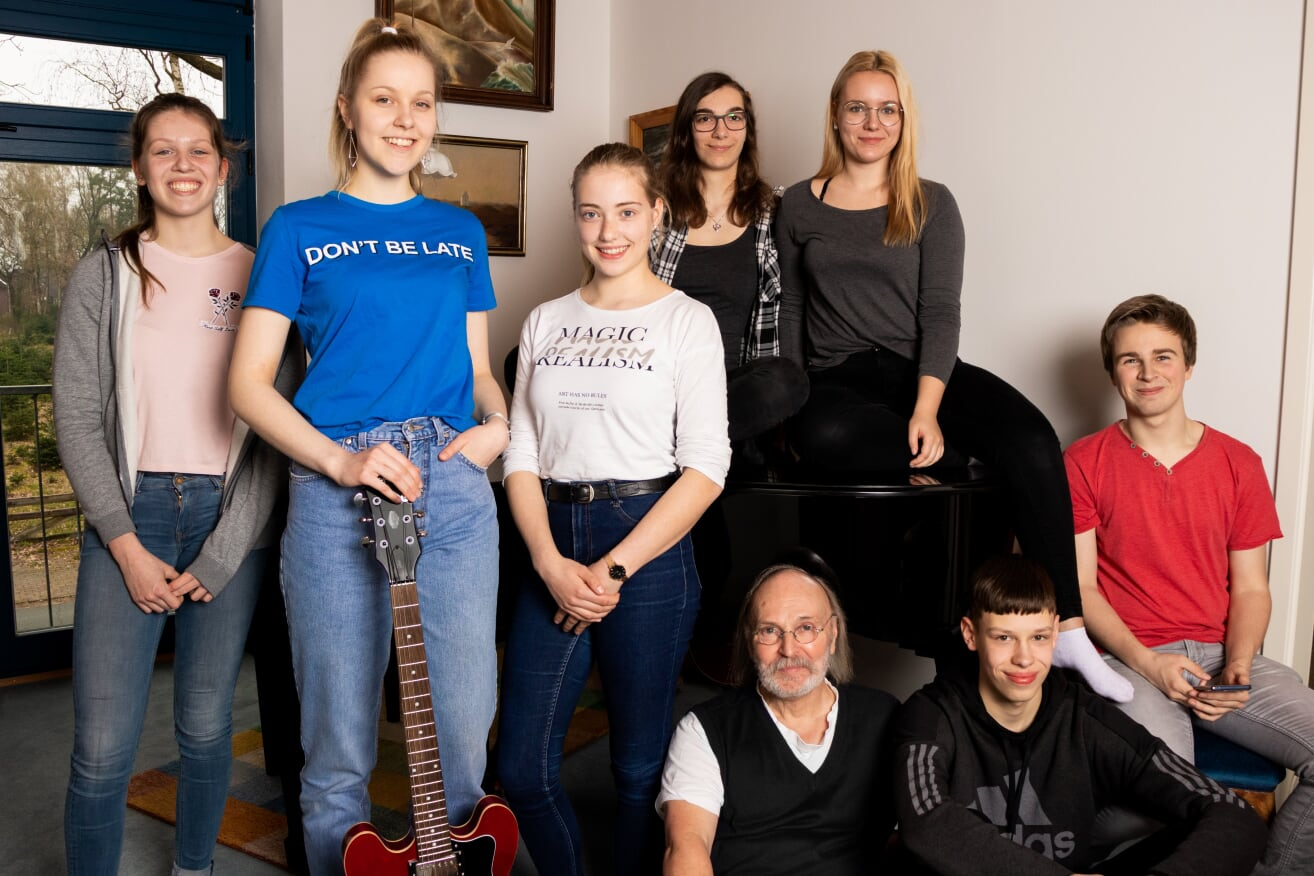 """""""New Culture"""" - Konzert zum Snevern Wiehnachtsmarkt"""