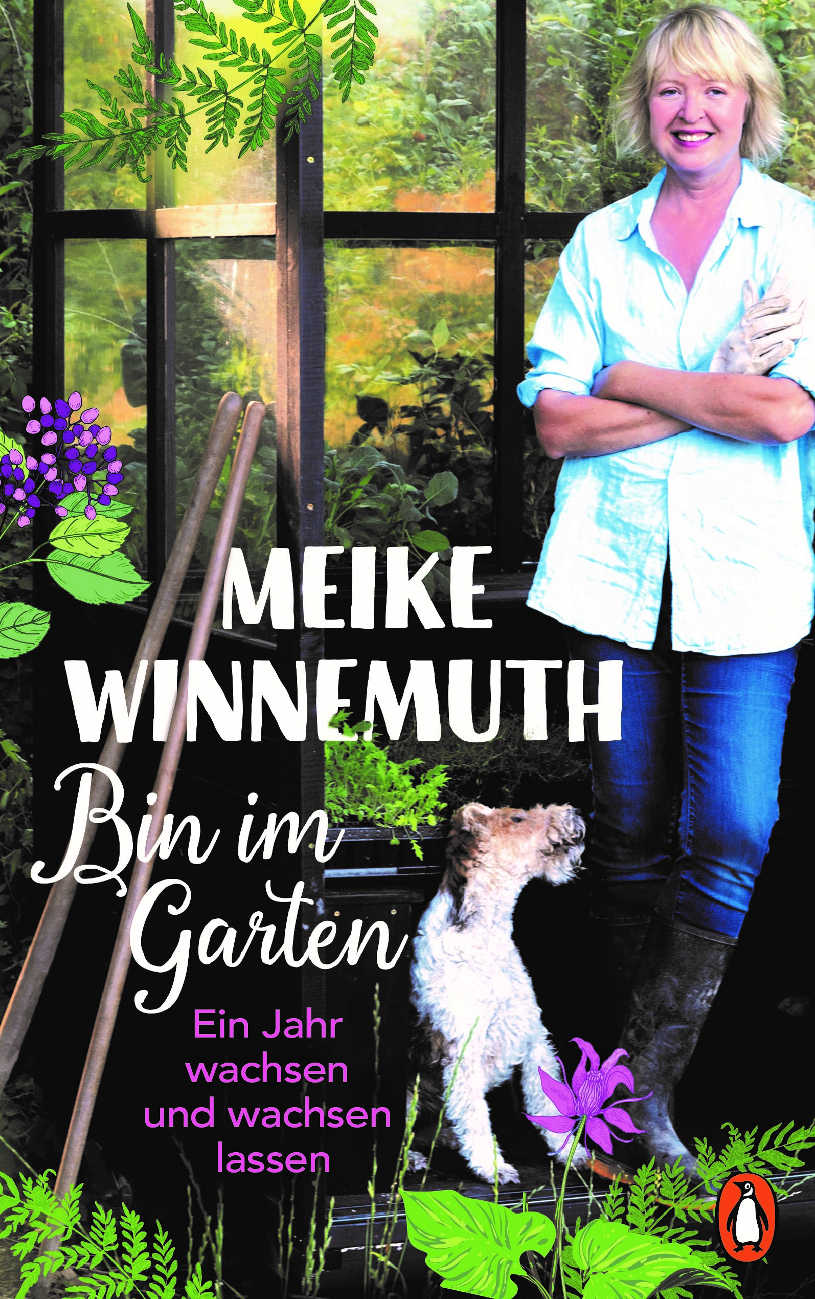 """***Wird verlegt!***  KiBuM-Lesung mit Meike Winnemuth: """"Bin im Garten"""""""