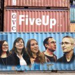 "Bühne Frei - mit A-cappella Quintett ""FiveUp"""