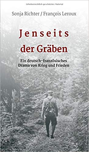 "*** Lesung Sonja Richter: ""Jenseits der Gräben"""