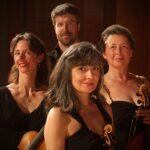 Klassik im Atelier De Bruycker: Nathan Quartett