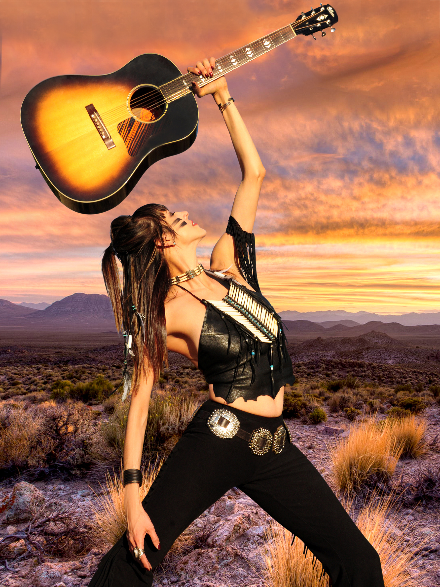 ***Snevern Live: Nico Baker präsentiert: Patricia Vonne Band