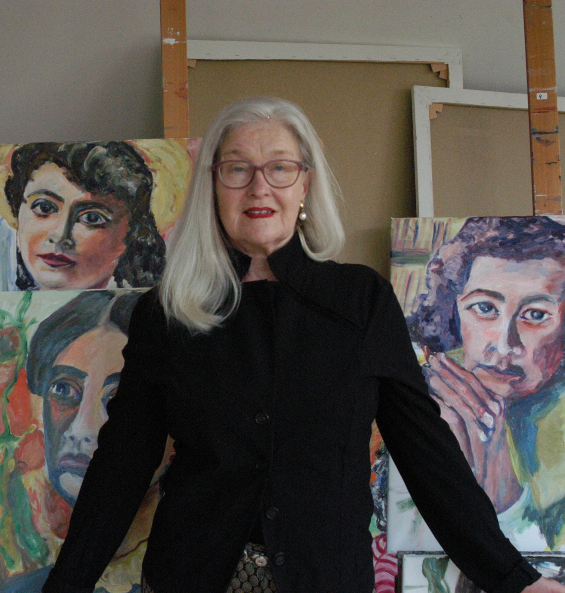 KunstRaum: TOLLE FRAUEN! Ausstellung zum Internationalen Frauentag